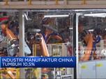 Industri Manufaktur China Tumbuh 10,5%