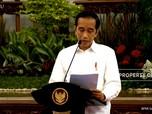 Saat Jokowi Sebut Ekonomi Q3-2020 Minus 3% Lebih