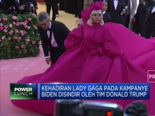 Konflik Lady Gaga VS Tim Kampanye Donald Trump