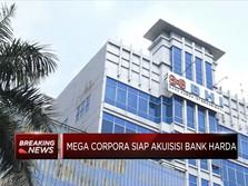 Mega Corpora Akuisisi Bank Harda