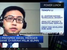 Moodys: Merger Bank BUMN Syariah Akan Menarik Investor Asing
