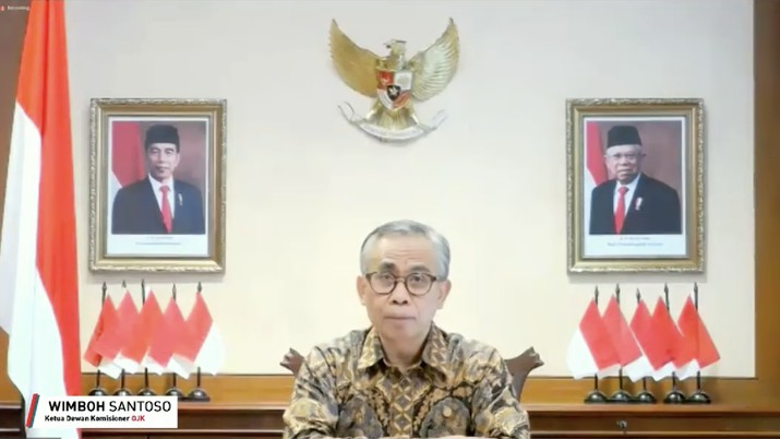 OJK Press Video Conference -  (Youtube OJK)
