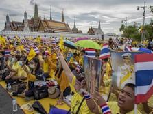 Ekonomi Thailand Masih Resesi, PDB Minus 6,4%