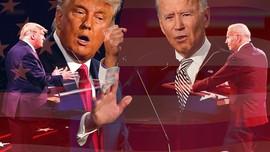 Pilpres AS: Trump vs Biden Dimulai