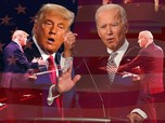 Intip Gaya Busana Trump & Biden di Pilpres, Mana Lebih Keren?