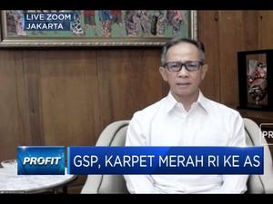 GSP Diperpanjang, Perdagangan RI-AS Ditargetkan Bisa USD 60 M