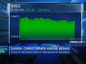 Imbas Positif Pasar Global, IHSG Dibuka di Zona Hijau