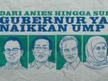 Lawan Arus, 5 Gubernur Pilih Naikkan UMP 2021