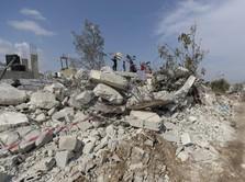 Sadis! Israel Porak-porandakan Rumah Warga Palestina
