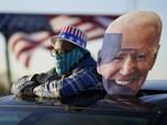 Gokil! Biden Kalahkan Rekor Obama, Terbanyak Suara di Pilpres