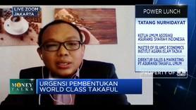Dorong Ekosistem Pasar Halal, AASI Dukung World Class Takaful