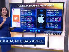 Sah! Xiaomi Libas Apple