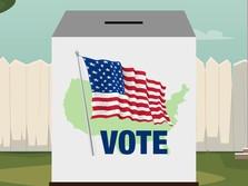 Simak Nih, 13 Negara Bagian Penentu Presiden Baru AS