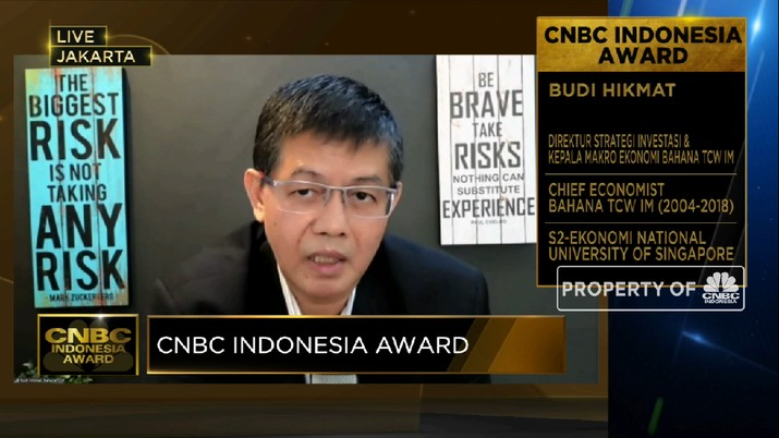 Bahana TCW: Pentingnya Edukasi Mendorong Investasi di Masa Pandemi (CNBC Indonesia TV)