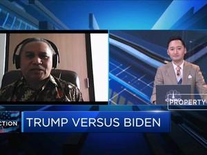 Biden Atau Trump Yang Paling Positif Bagi RI? Ini Analisanya