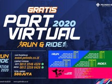 Pelindo 3 Gelar Port Virtual Run & Ride 2020