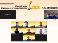 PGN Group Borong Penghargaan Keselamatan Migas 2020