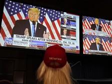 Pendukung Buat Rusuh Capitol Hill, Mr Trump Kamu di Mana?