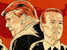 Sederet Fakta Penting 'The Fight for America: Biden Vs Trump'