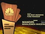 Mandiri Manajemen Investasi, The Most Inspiring Fund Manager