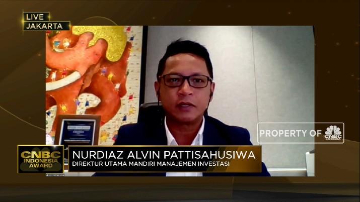MMI: Ragam Produk & Fitur Investasi Topang Industri Reksa Dana(CNBC Indonesia TV)