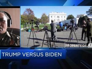 Pengamat: Biden Vs Trump Punya Peluang Yang Sama Untuk Menang