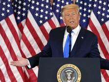 Trump Minta Setop Perhitungan Suara, Biden: Lanjutkan!