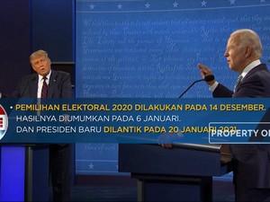 Sistem Pemilihan Presiden Amerika Serikat