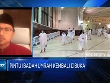 Umrah Dibuka, Begini Penerapan Protokol Covid-19 Bagi Jamaah