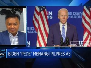 Dino Patti Djalal: Hampir Dipastikan Biden Menang Pilpres AS