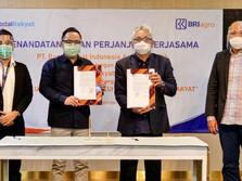 Diversifikasi Pembiayaan UMKM, BRI Agro Gandeng Modal Rakyat