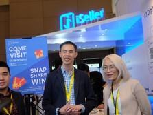 Mandiri Capital & Openspace Ventures Suntik Startup iSeller