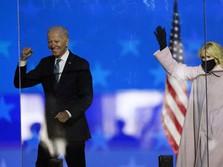 Jadi Presiden Baru AS, Ini Dia Sepak Terjang Joe Biden