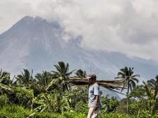 Gunung Merapi Berpotensi Meletus, Pemerintah Siap?