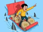 Sekuat Apa RI Hadapi Bencana Taper Tantrum Tahun Depan?