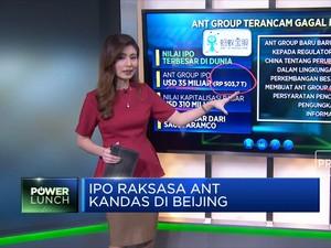 IPO Raksasa Ant Group Kandas di Beijing