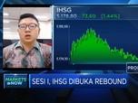 Jelang Rilis PDB Q3-2020, IHSG Dibuka Rebound