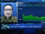 Meski PDB Q3-2020 Terkontraksi, IHSG Berhasil Menguat 3%