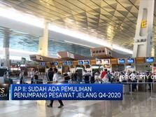 Penumpang Pesawat Internasional Bandara Soetta Capai 77 Ribu