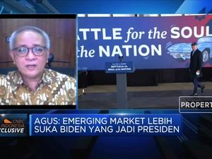Samuel AM: Joe Biden Lebih Disukai Investor Emerging Market