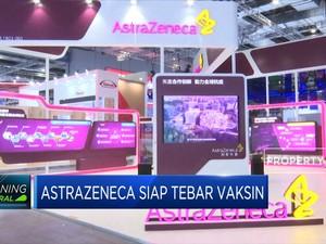 Astrazeneca Siap Edarkan Vaksin Covid-19 Akhir Tahun 2020