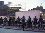 AS Rusuh Pilpres, Polisi New York Tangkap Pelaku Pakai Sepeda