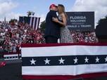 Keluarga Trump Pecah Gegara Pilpres AS, Melania Minta Ikhlas