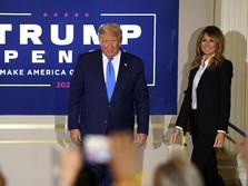 Waduh! Melania Dikabarkan Minta Cerai dari Donald Trump?