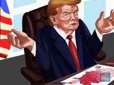 Heboh Pilpres AS: Trump Tuduh Curang, Obama pun Turun Tangan