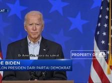 Joe Biden Yakin Menang Pilpres AS