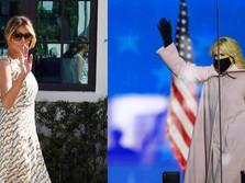 Adu Modis Melania Trump VS Jill Biden, Siapa yang Menang?