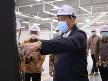 Luhut Sidak ke Pabrik Mobil Listrik Hyundai Bekasi, Ada Apa?