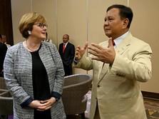 Saat Menhan Australia Dikritik Gegara Meeting Bareng Prabowo