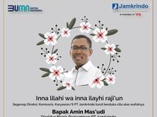 Direktur Jamkrindo Amin Mas'udi Tutup Usia